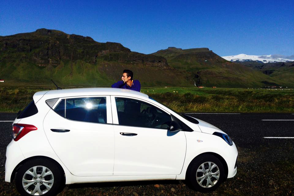 14 Day Budget Self Drive Tour of the Complete Ring Road of Iceland with Myvatn & the Westfjords - day 1