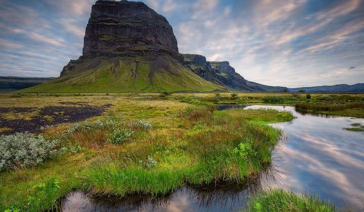 14-дневный бюджетный автотур   Кольцевая дорога Исландии и Западные фьорды