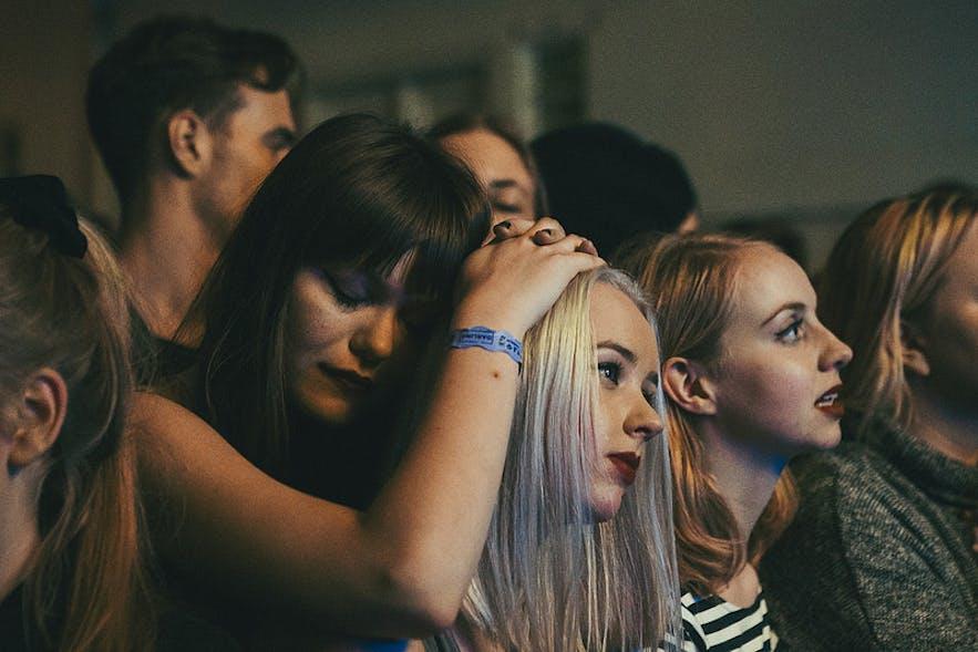 冰岛电波音乐节 Iceland Airwaves 2014