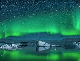 Vatnajökull Aurora Tour Starting from Höfn