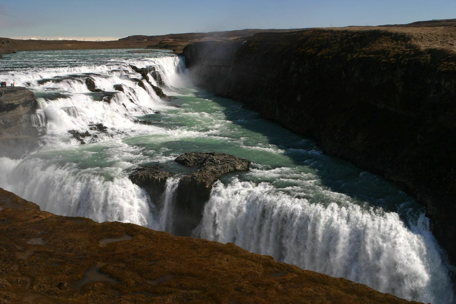The Golden Circle Day Tour includes the three most visited attractions in the whole country: Þingvellir National Park (UNESCO), Geysir geothermal area and Gullfoss Waterfall.