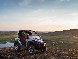 2 Hour Buggy Mountains Tour from Reykjavík