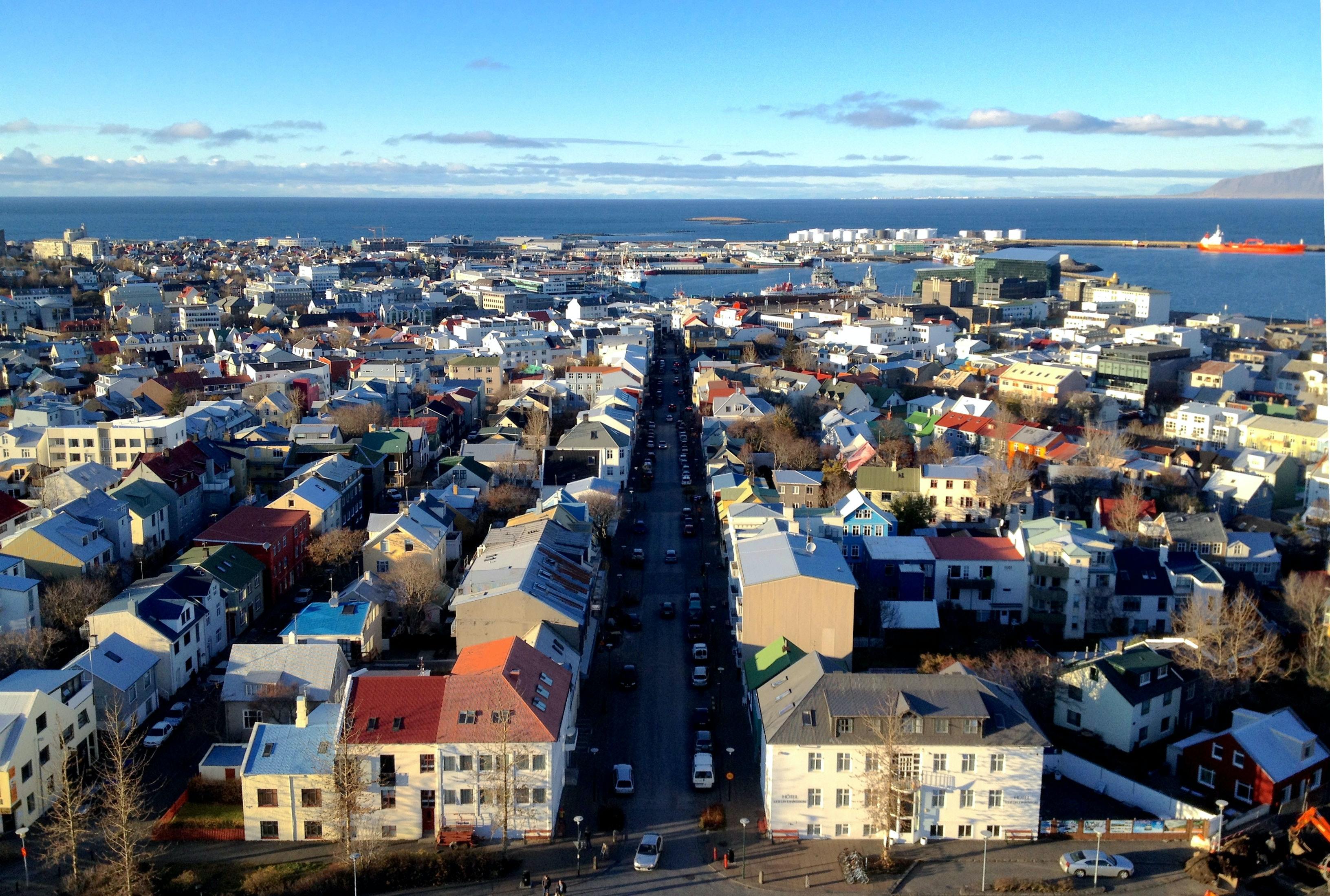 冰岛首都雷克雅未克