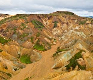 Жемчужина исландского высокогорья | Тур в Ландманналёйгар