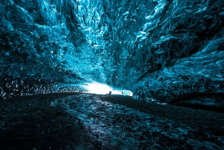 The blue ice cave inside Vatnajökull, Europe's largest glacier, is a true wonder of Iceland not many locals have even experienced.