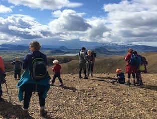 6 Day Family Camping Tour   Laugavegur Trekking and Fimmvörðuháls