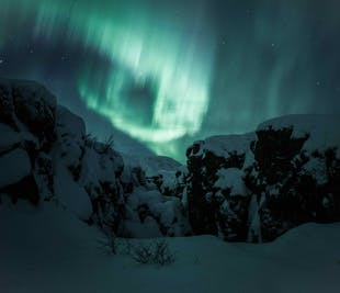 Private Glacier Hiking and Northern Lights Hunting