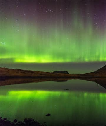 Aurora in Time lapse