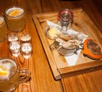 The Reykjavik Bar Crawl allows you to taste traditional snacks like dried fish.