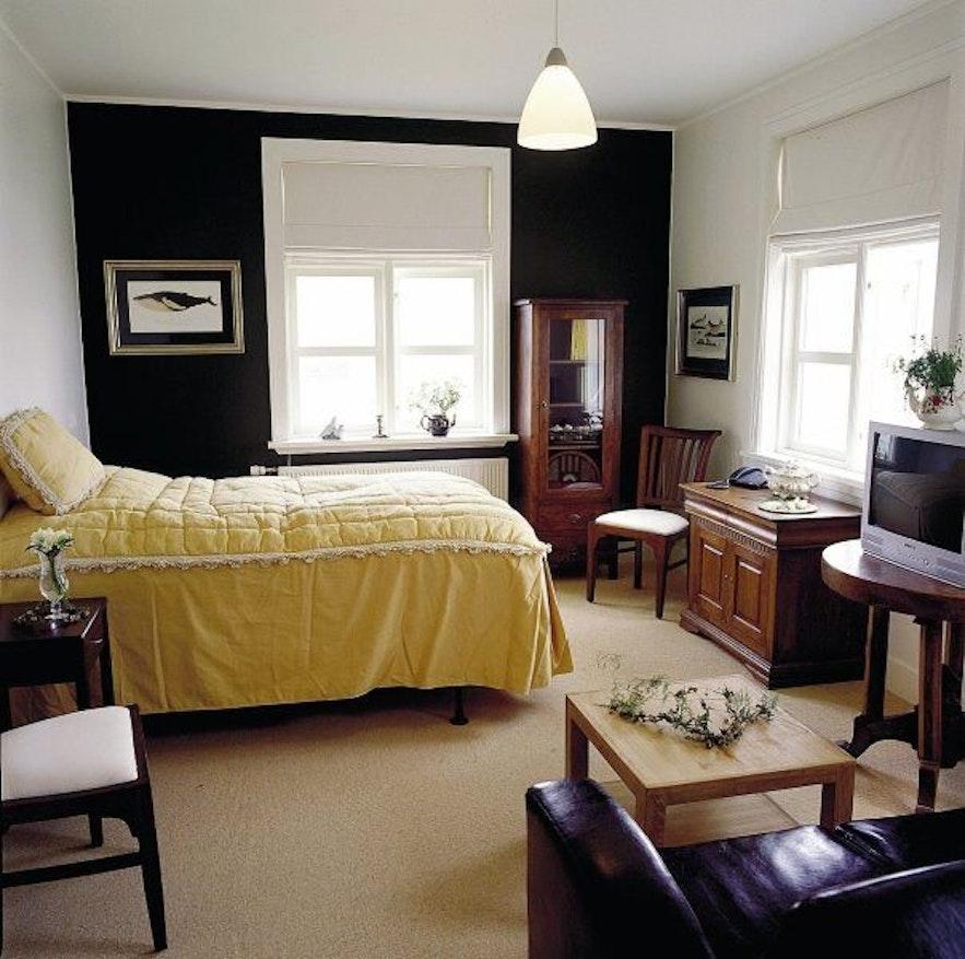 Pokój w hotelu Budir