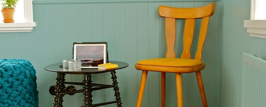 Bright furniture and attention to detail at Hotel Egilsen