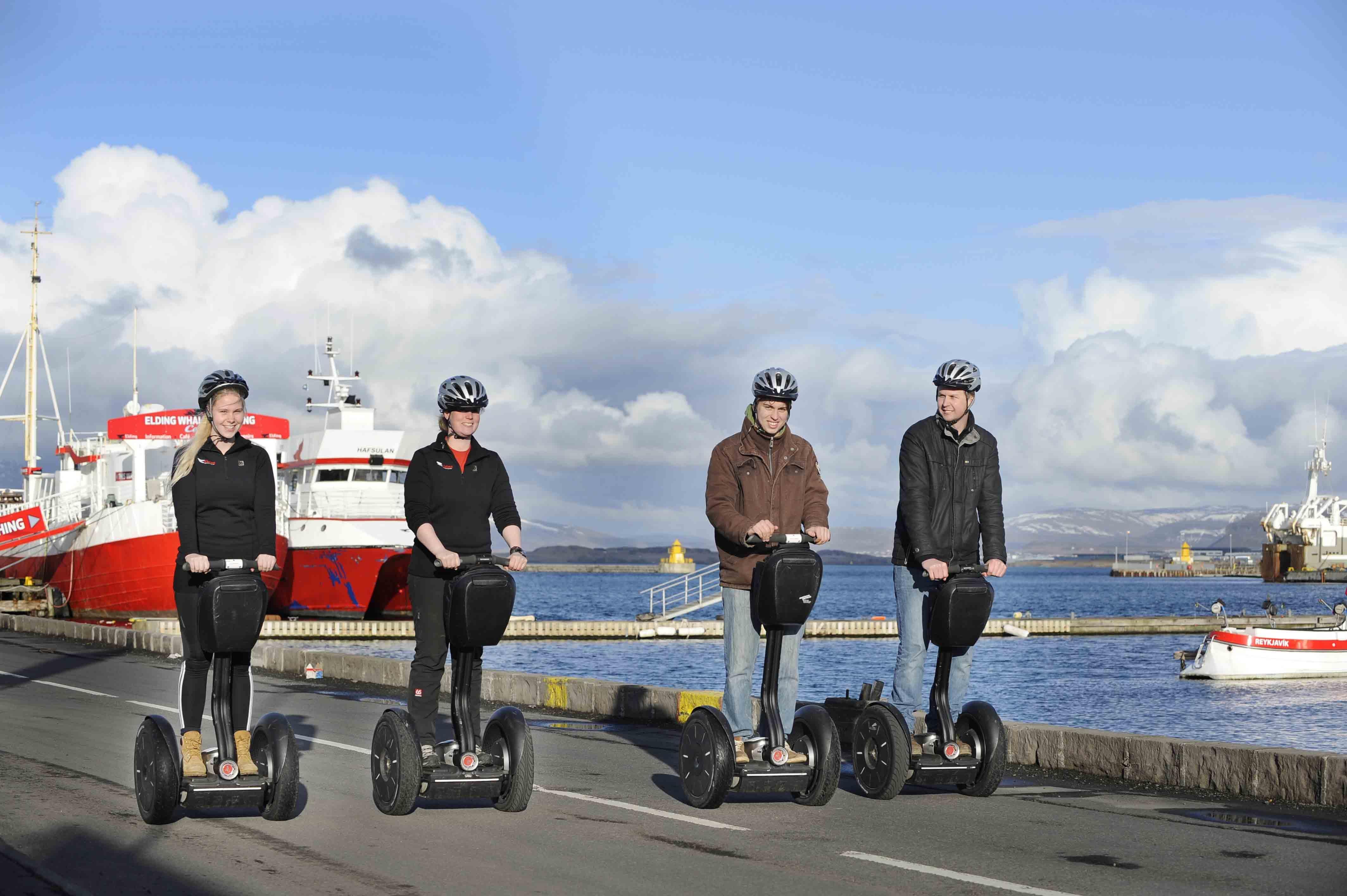 Segway Tour of Reykjavik