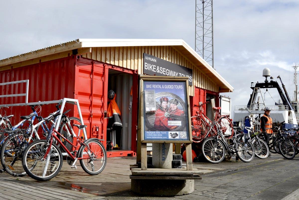 Reykjavík Bike Tours hero image