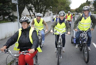Visite de Reykjavík à vélo