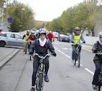 Biking allows you to sightsee through Reykjavík while keeping fit.