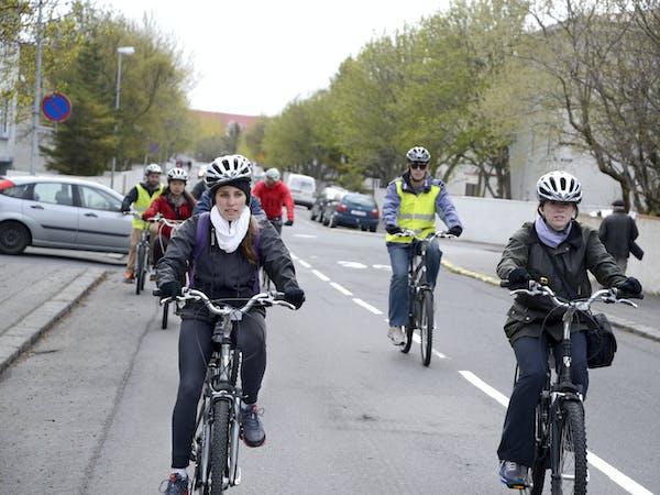 Reykjavík Bike Tours