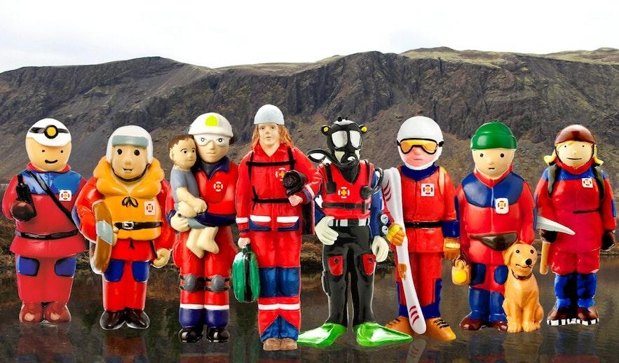 Icelandic Emergency Guys