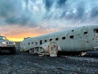 South Coast & Eyjafjallajökull (E15) | Private Super Jeep Tour