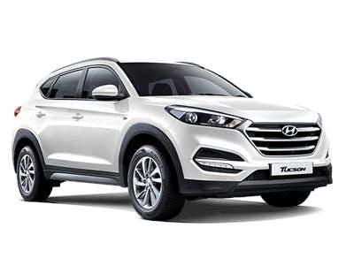 Hyundai Tucson 4x4 Automatic 2017