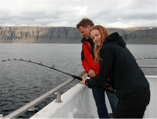 Sea angling - exciting sport, boat tour