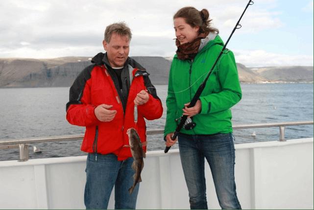 Sea Angling | Boat tour