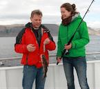 Vous embarquerez sur un bateau moderne et modifié et muni de tout l'équipement nécessaire à la pêche.