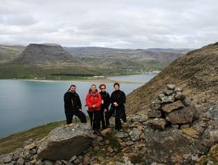 Hike Between Two Fjords - Westfjords Hiking