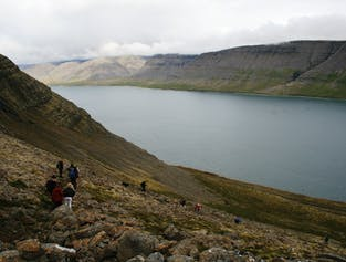 Randonnée entre deux fjords - Randonnée dans les Fjords de l'Ouest