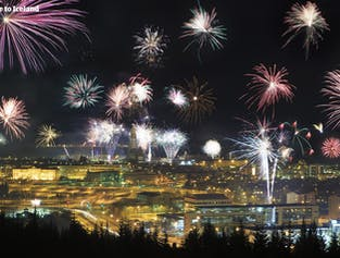 New Year's Eve Fireworks & Bonfire Tour