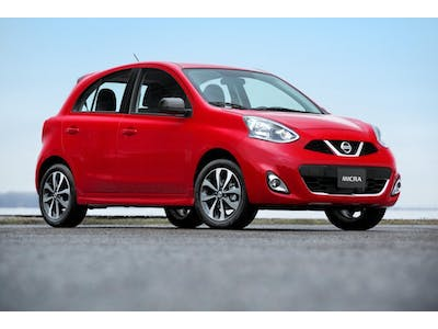 Nissan Micra Automatic 2016