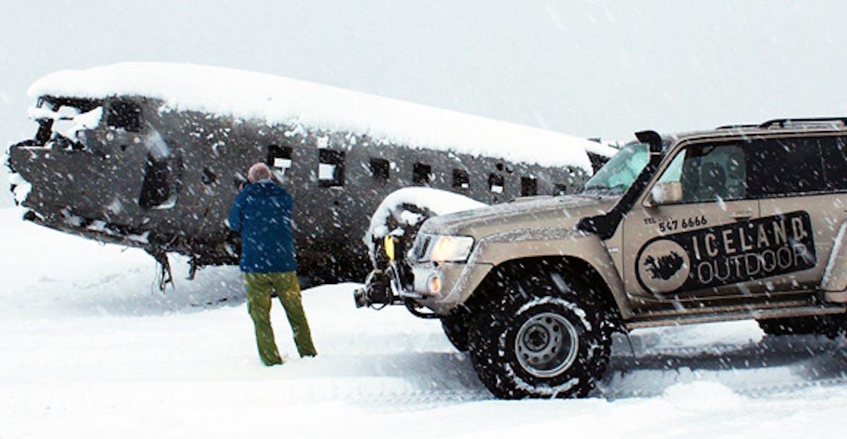 Iceland Outdoor hero image