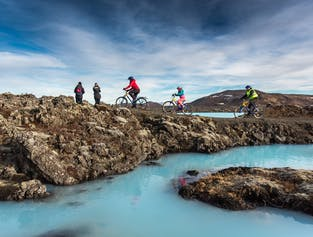 Bike Tour Around the Blue Lagoon 2-3 Hours
