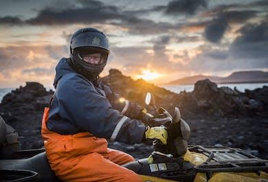 Volcanic Safari   6 to 7 Hour ATV Tour