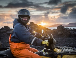 Volcanic Safari 6 to 7 Hour ATV Tour