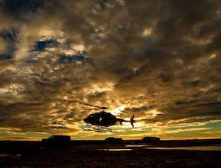 Helicopter Tour   The Golden Circle, Highlands & Eyjafjallajokull Glacier