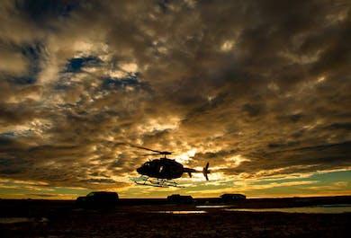 Helicopter Tour | The Golden Circle, Highlands & Eyjafjallajokull Glacier