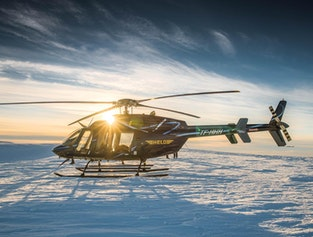 Helicopter Tour | The Golden Circle & Touchdown on Langjökull