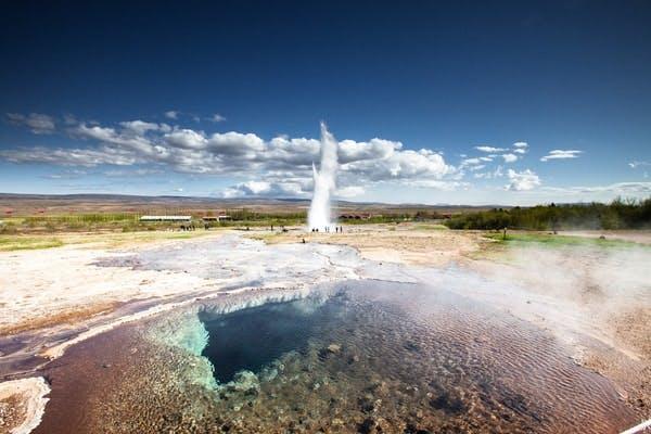 Złoty Krąg i krater Kerid | Klasyczna wycieczka z czymś ekstra