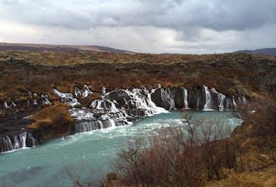 Silver Circle Super Jeep Tour | West Iceland and Langjokull glacier