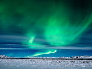 Northern Lights Hunt from Reykjavik   Possible in 4 Languages