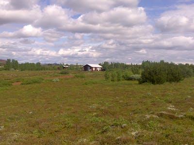 Cottage in Hraunborgir - Skipasund