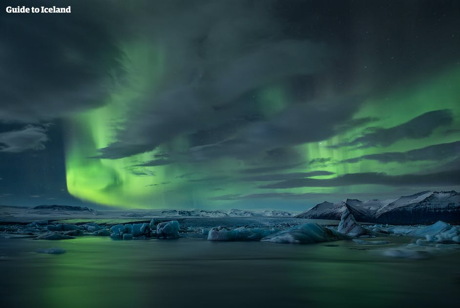 3 Day South Coast Northern Lights Jokulsarlon Ice Cave
