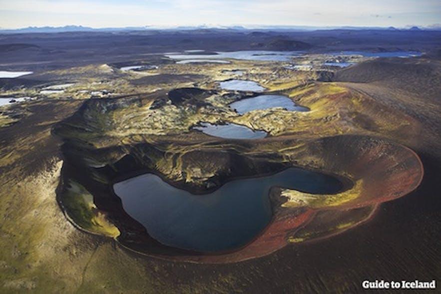 아이슬란드 고원지대 하이랜드