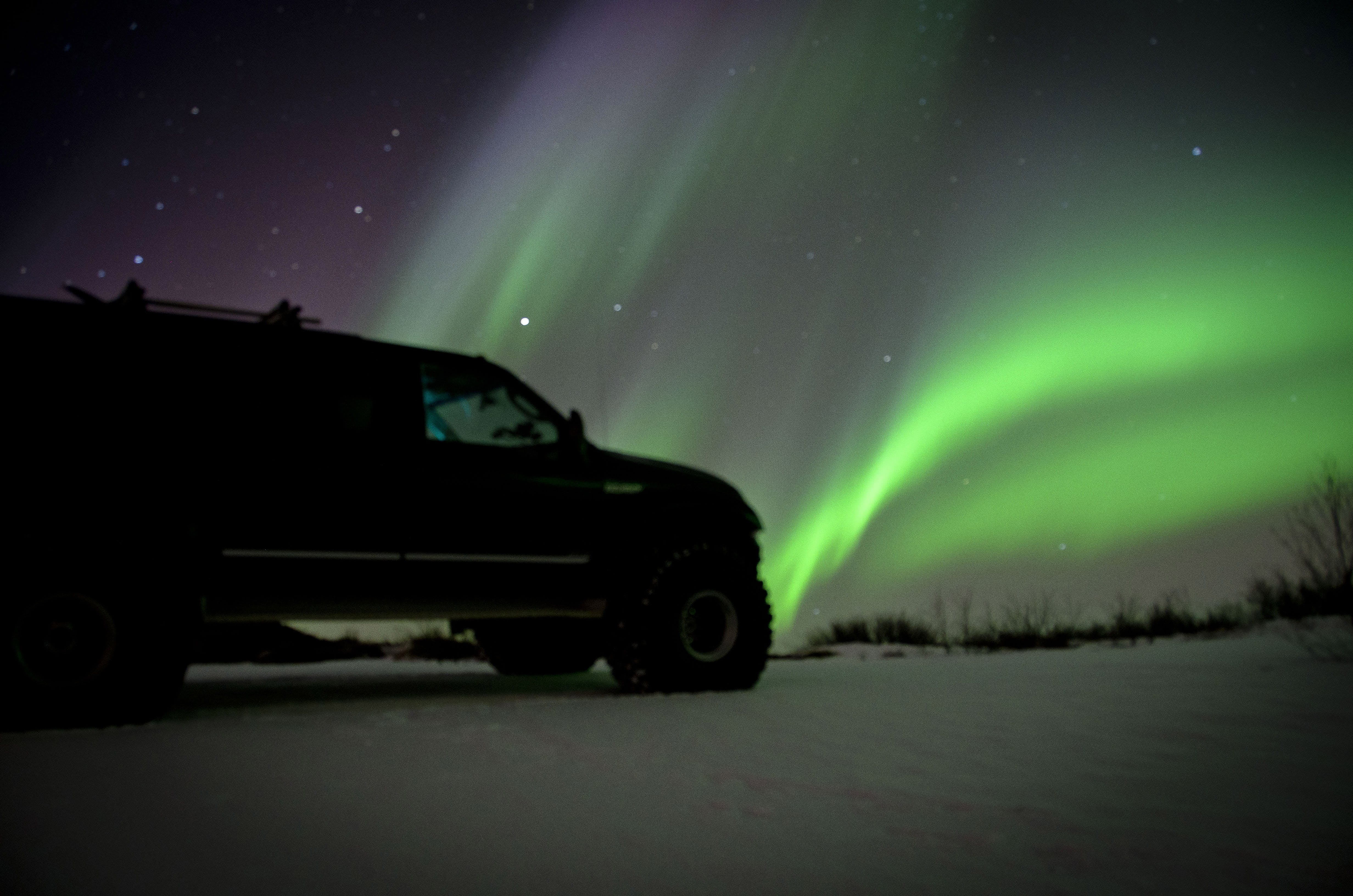 The Pursuit for the Northern Lights Adventure