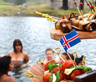 Luxury Golden Circle Day Tour | Secret Lagoon & Gourmet Food
