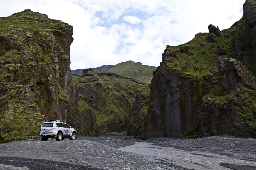 Few basics about 4x4 driving in Iceland