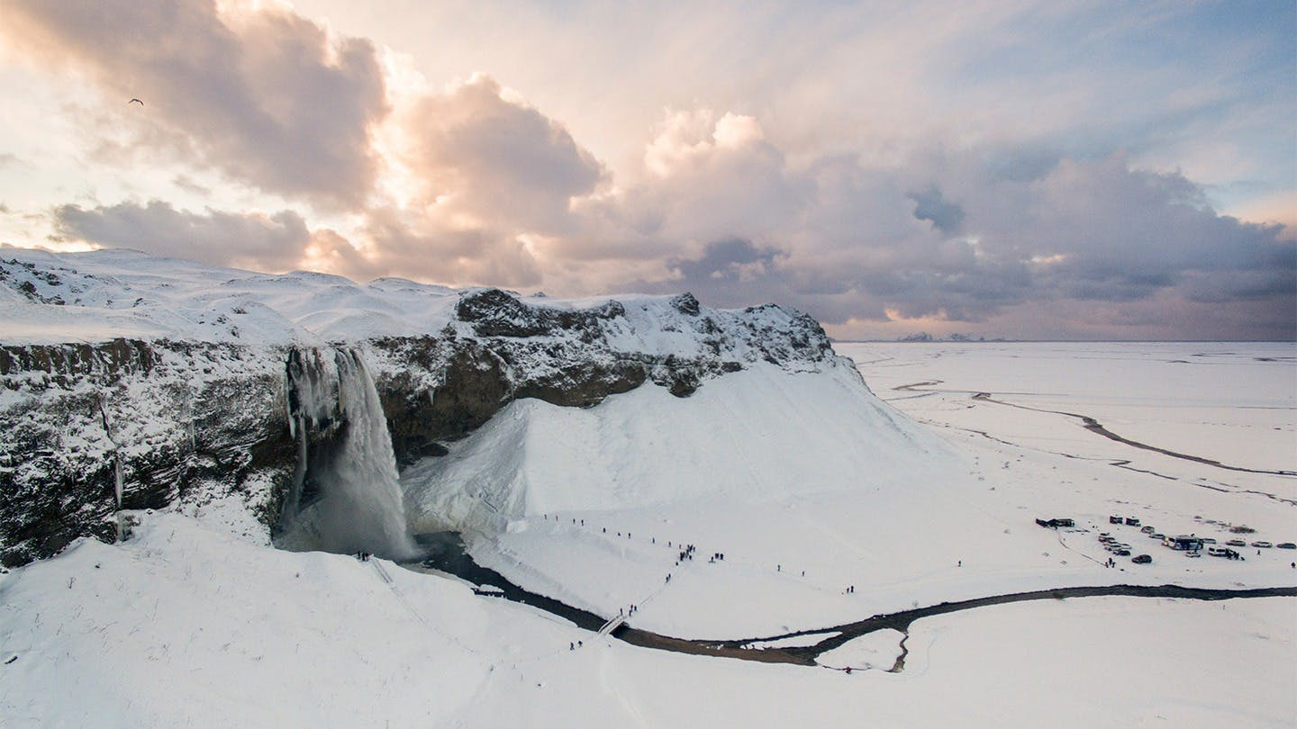 2 Day Road Trip to Jokulsarlon with Ice Caving
