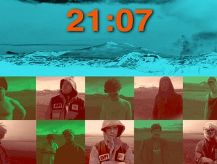 21:07 - A comedy based on the true story of a presumed alien landing on Snæfellsjökull glacier