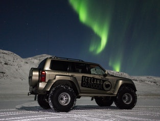 Northern Lights | Super Jeep Tour