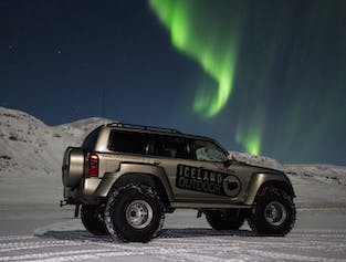 Private Northern Lights | Super Jeep Tour